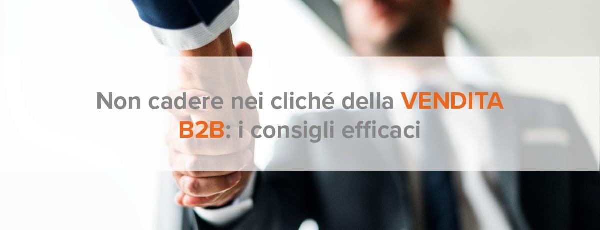 vendita b2b
