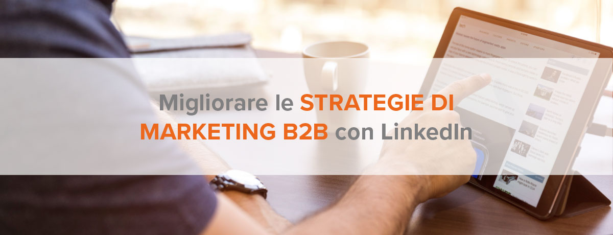 strategie di marketing b2b
