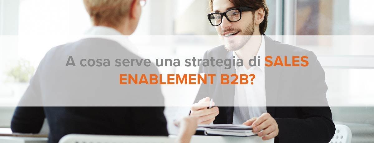 sales enablement b2b
