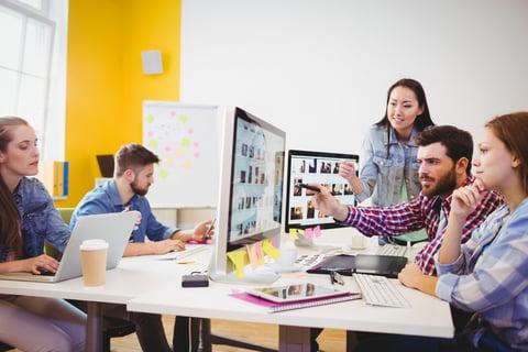 crescita aziendale - tecnologia