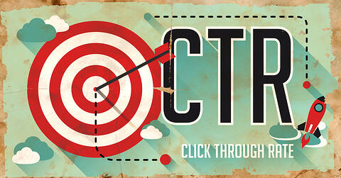 content marketing - click through rate