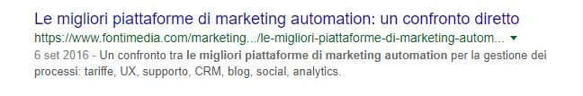 blog marketing b2b - meta description