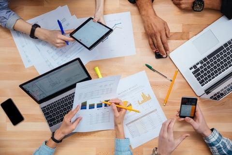 agenzia di web marketing b2b - budget
