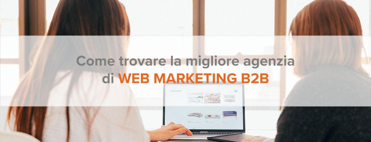 AGENZIA WEB MARKETING B2B