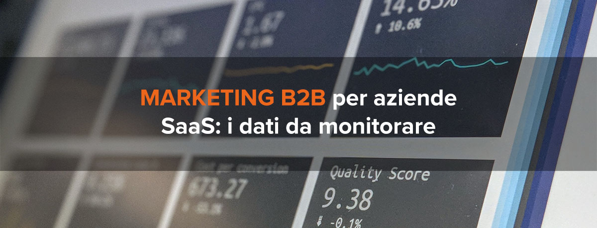 Marketing b2b per aziende SaaS