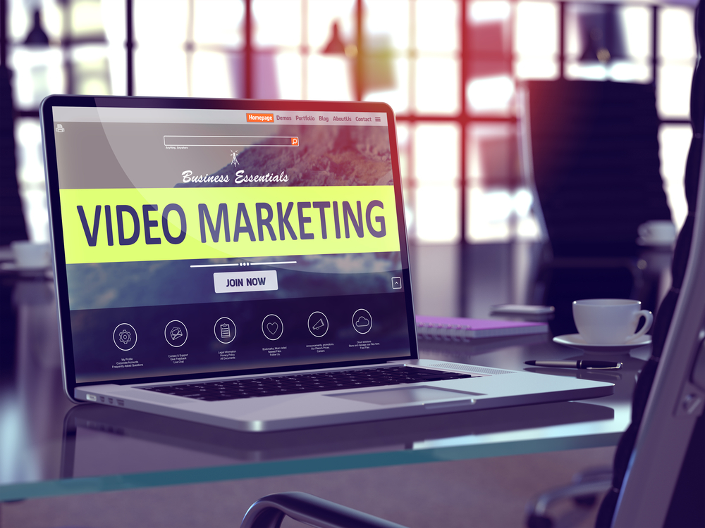 video e content marketing