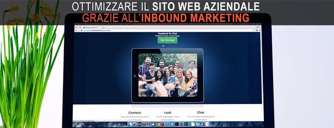 sito web aziendale inbound marketing