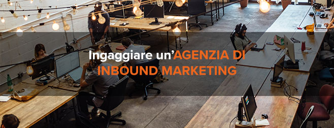 agenzia di inbound marketing