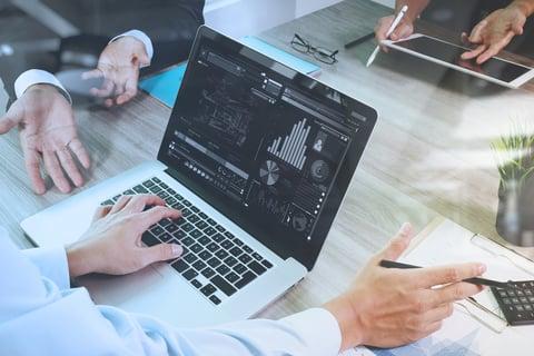crescita aziendale - analisi dati