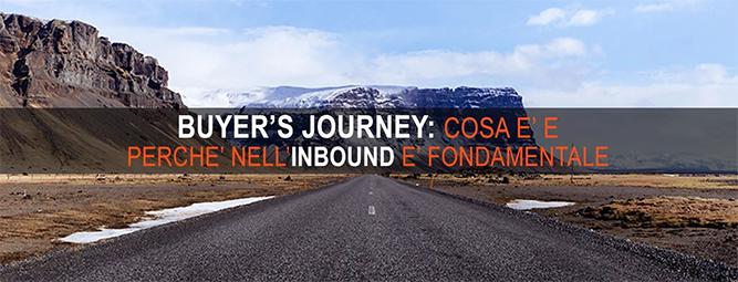 inbound marketing buyer's journey