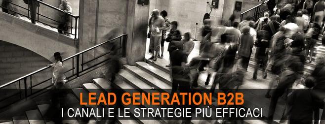 lead generation b2b