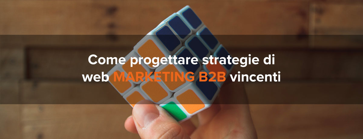 strategie di web marketing