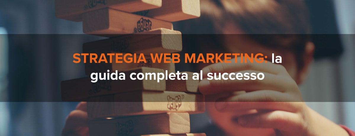 strategia di web marketing
