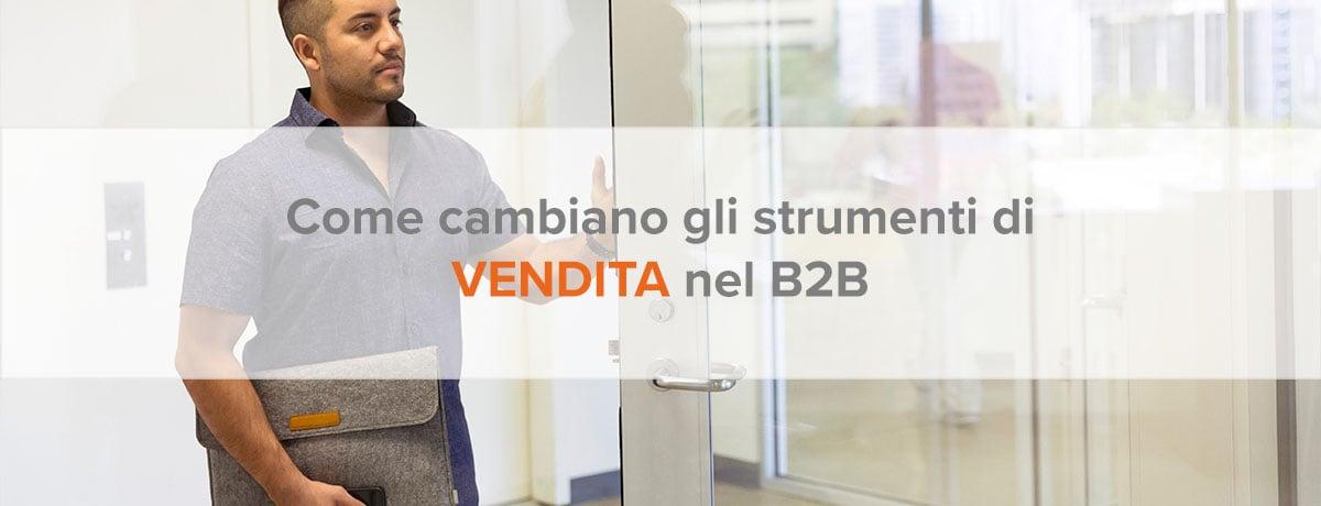 strumenti di vendita b2b