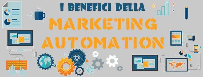 benefici della marketing automation