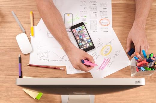 content marketing b2b audit