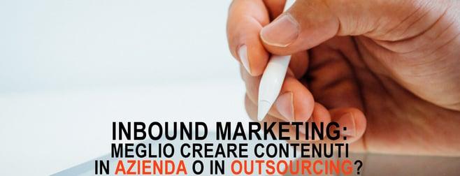 inbound marketing creare contenuti