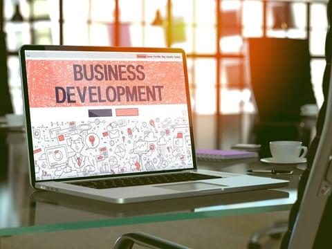 Blog aziendale sviluppo commerciale