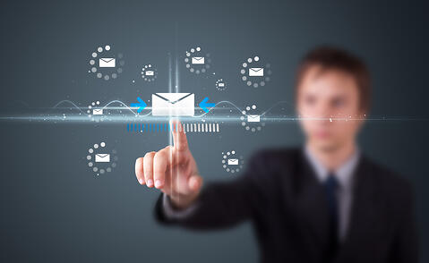 direct email marketing con hubspot