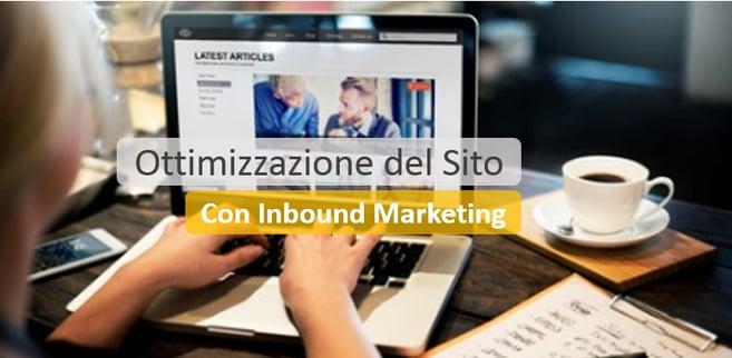 ottimizzazione del sito con inbound marketing