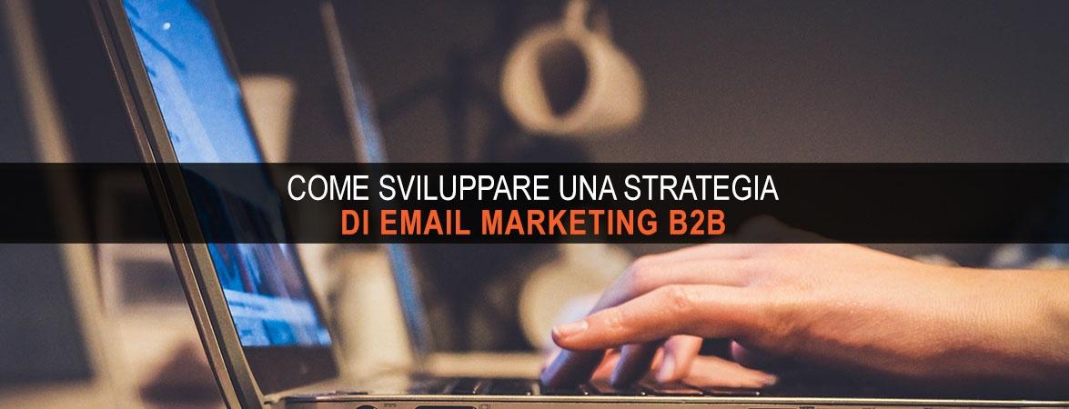 strategia email marketing b2b