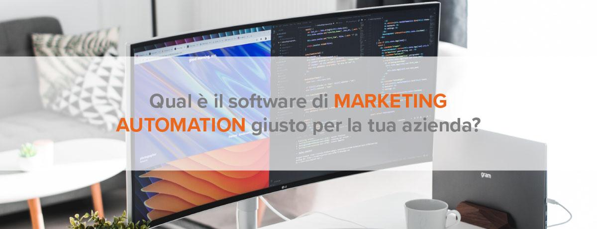 Qual è il software di marketing automation giusto per la tua azienda?