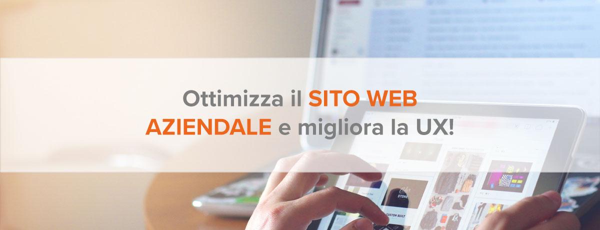 Ottimizza la navigazione del sito web aziendale e migliora la UX!