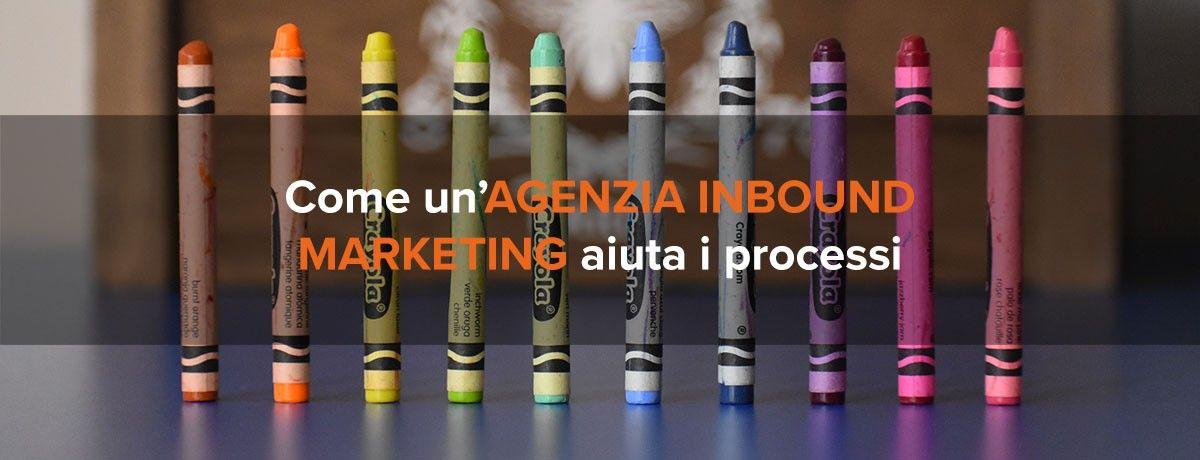 Come un'agenzia inbound marketing aiuta i processi (anche di vendita)