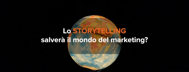 Lo storytelling salverà il mondo (del marketing B2B)?