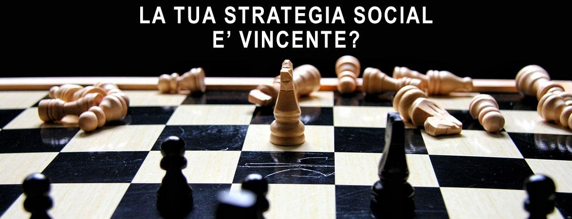 La tua strategia social è vincente?
